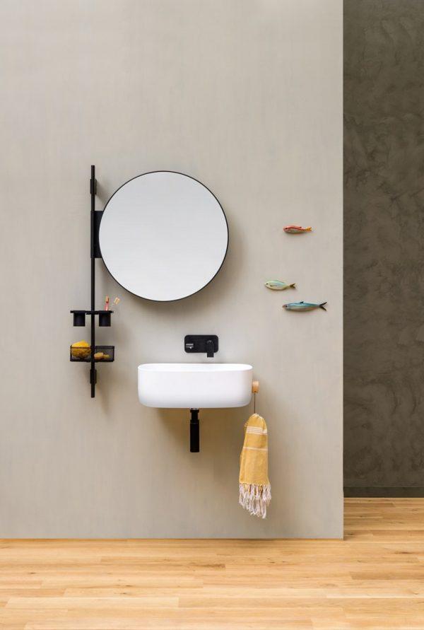 Specchi bagno arredare con stile - Maison du monde specchi bagno ...
