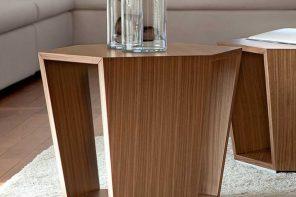 Tavolino da salotto moderno Diamonds