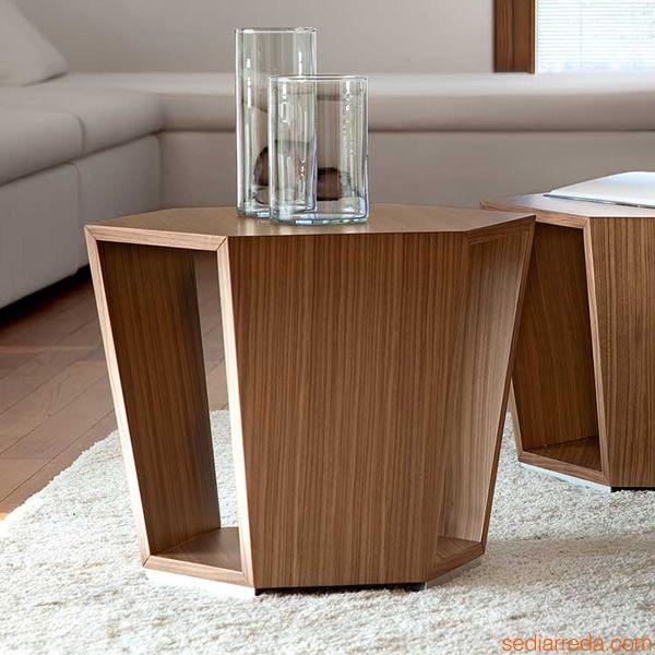 Tavolino da salotto moderno Diamonds | Arredare con stile