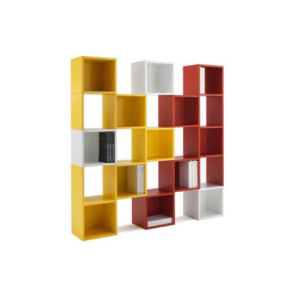 libreria-plusone-13-moduli-domadesign