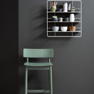 Mensole in metallo dallo stile minimale