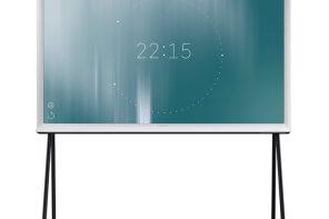 Samsung Serif Tv: quando un elettrodomestico diventa un oggetto di design