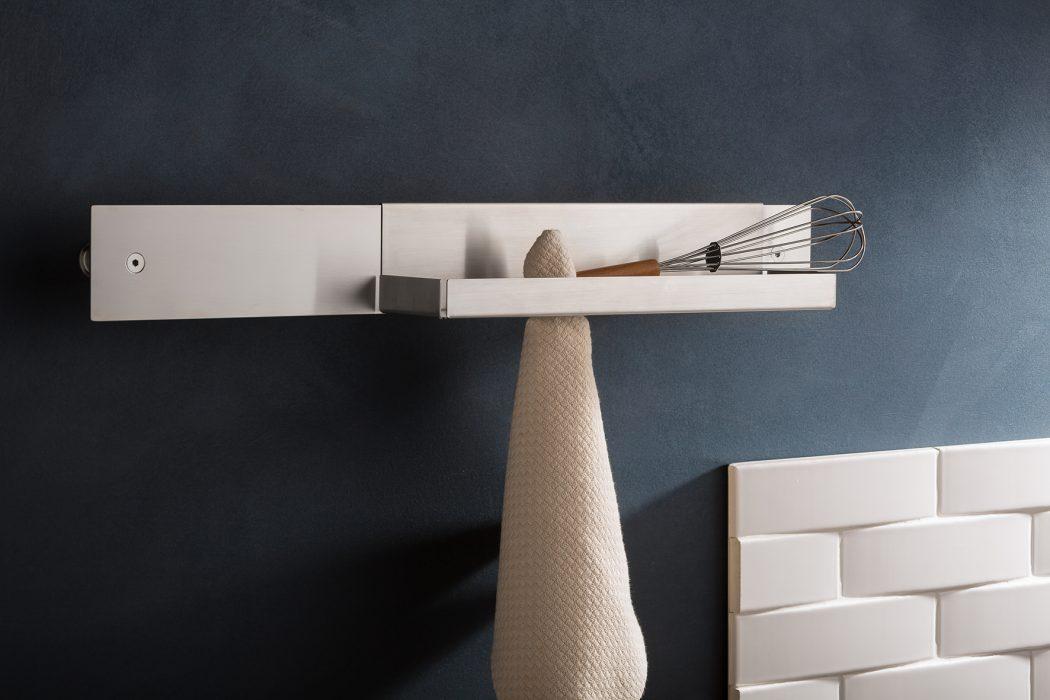Accessori per il bagno in acciao inox minimal mai banali - Accessori per il bagno ...