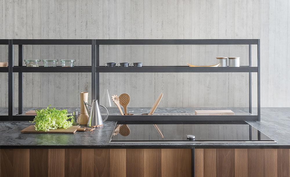 Stunning mensole in acciaio per cucina ideas home ideas - Mensole acciaio per cucina ...