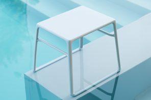 Pop: il tavolino d'appoggio multifunzione di Nardi