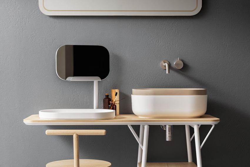 Oblon di novello l arredobagno d ispirazione orientale arredare con stile - Novello mobili bagno ...