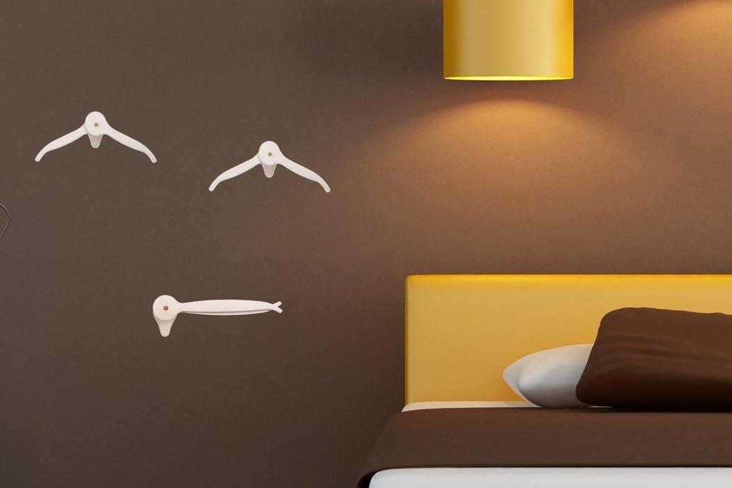Riordinare con eleganza camera da letto bagno e ingresso con